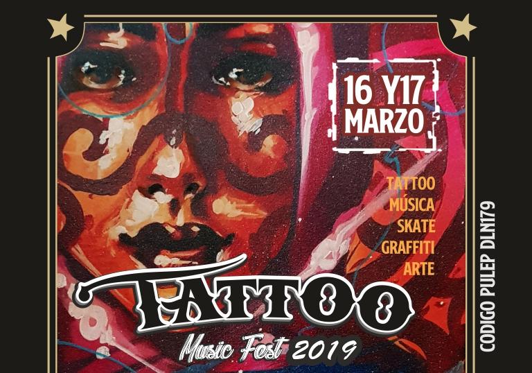 TATTOO MUSIC FEST BOGOTA 2019