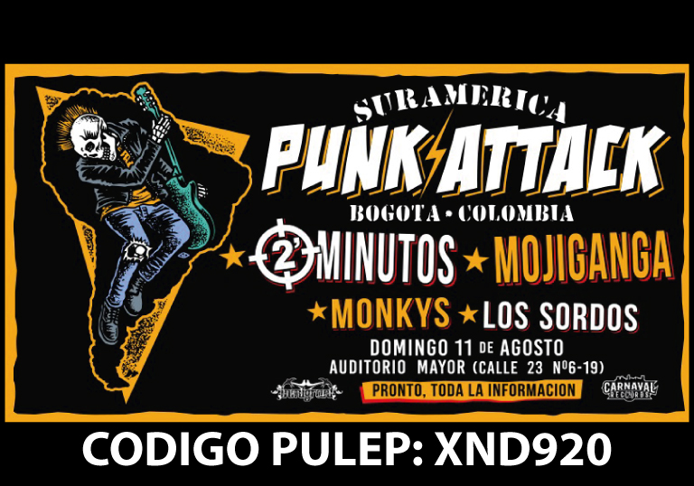 PUNK ATTACK